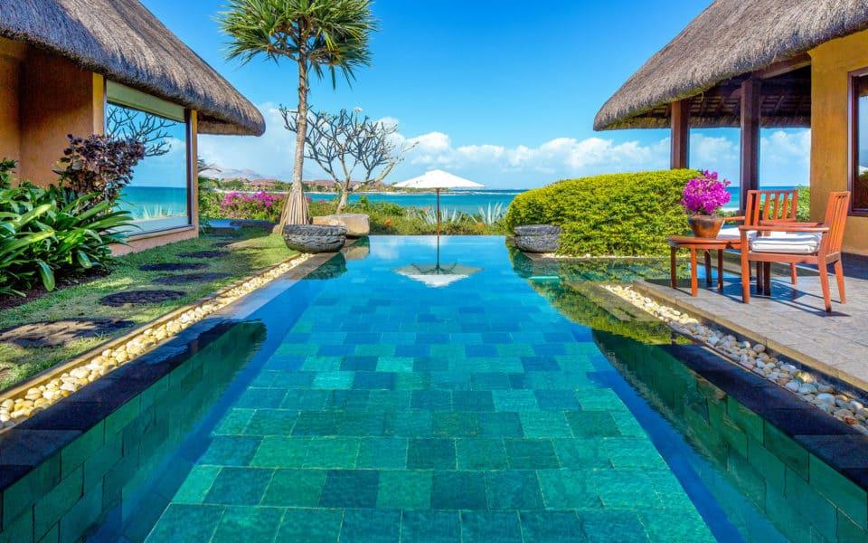 The Oberoi Beach Resort Royal Villa Swimming Pool