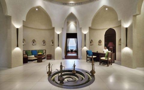 Al Bustan Palace Six Senses SPA