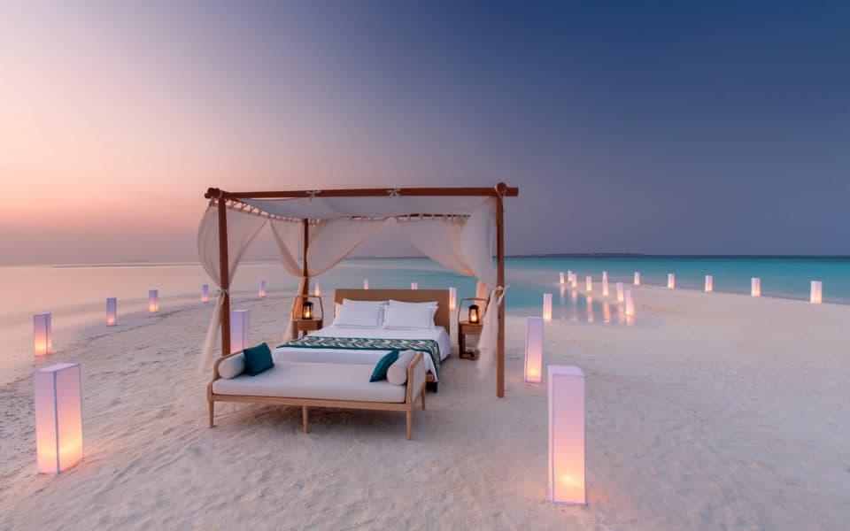 Milaidhoo Maldives Beach