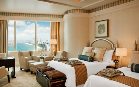 The St. Regis Abu Dhabi Superior Twin Room
