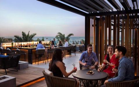 Saadiyat Rotana Roof Terrace