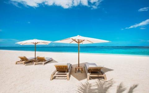 St. Regis Mauritius Beach