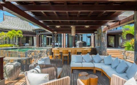 St. Regis Mauritius Villa Bar Med