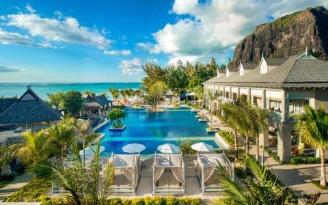 St. Regis Mauritius Manor House View