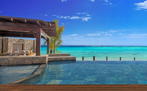 St. Regis Mauritius Infinity Pool