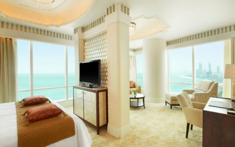 The St. Regis Abu Dhabi Grand Deluxe Suite