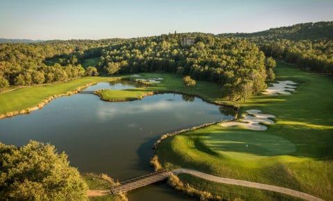 Terre Blanche Château Golf Course