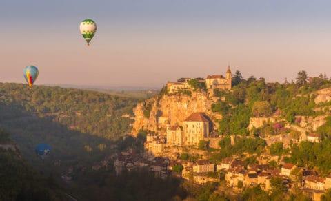 Rocamadour Village, France