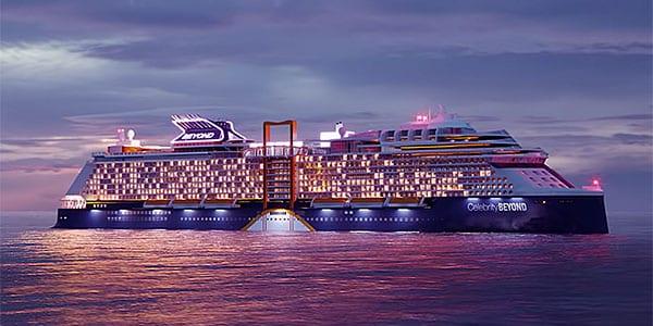 Celebrity Beyond Cruise Ship