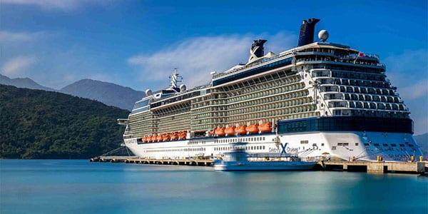 Celebrity Silhouette Cruise Ship